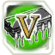 Equipment Mod V Expert Green (icon)