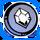 Icon Emblem 001 Blue