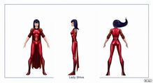 LadyShiva body