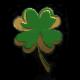 Style, Emblem, Four-Leaf Clover