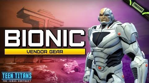 DCUO Episode 32 Bionic Style (Inspired by Cyborg) Teen Titans Judas Contract
