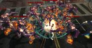 Incendiary Mine I effect