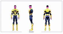 Sinestro body