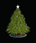 Wonder Woman Holiday Tree
