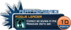 Feat - Rogue Leader