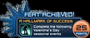 Feat - A Hallmark of Success