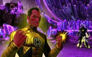 Sinestro - Love and War