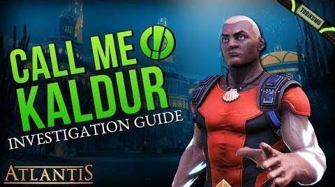 "DCUO Episode 33 ""Call Me Kaldur"" Investigation Guide and Reward"