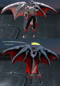 Blood Bat Female