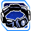Icon Waist 002 Blue