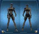 Tide Walker (Female front and rear)