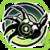Icon Hand Blast 012 Green