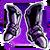 Icon Feet 002 Purple
