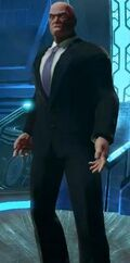 Luthor Suit