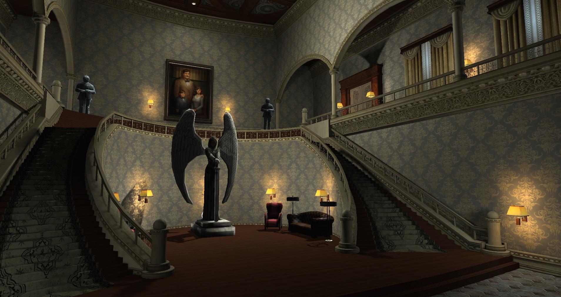 Wayne Manor Dc Universe Online Wiki Fandom Powered By Wikia