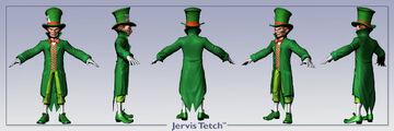DC ren icnChar JervisTetch multi