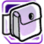 Icon UBA 019 Purple