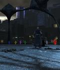 Blackest Night - Nekron facing Lantern Leaders