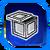 BI Crate Small Blue
