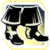 Icon Feet 014 Light Goldenrod Yellow