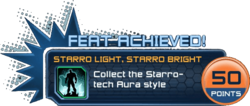Feat - Starro Light, Starro Bright