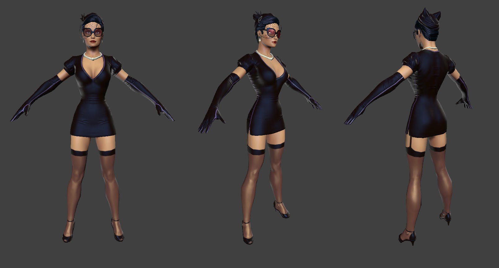 The Catwoman Dc Universe Online Wiki Fandom Powered By Wikia