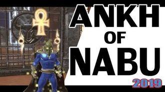 DCUO Mystical Ankh of Nabu