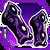 Icon Hand Blast 010 Purple