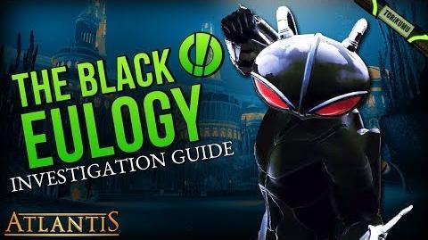 """DCUO Episode 33 """"The Black Eulogy"""" Investigation Guide & Reward"""