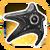 Icon Starfish Gold