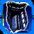 Icon Legs 009 Blue
