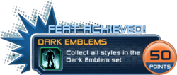 Feat - Dark Emblems