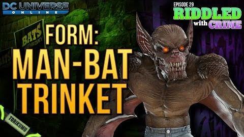 Form: Man-Bat