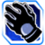 Icon Hands 004 Blue