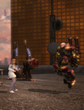 Lex Luthor (Metropolis Anti-Matter Invasion Zone)