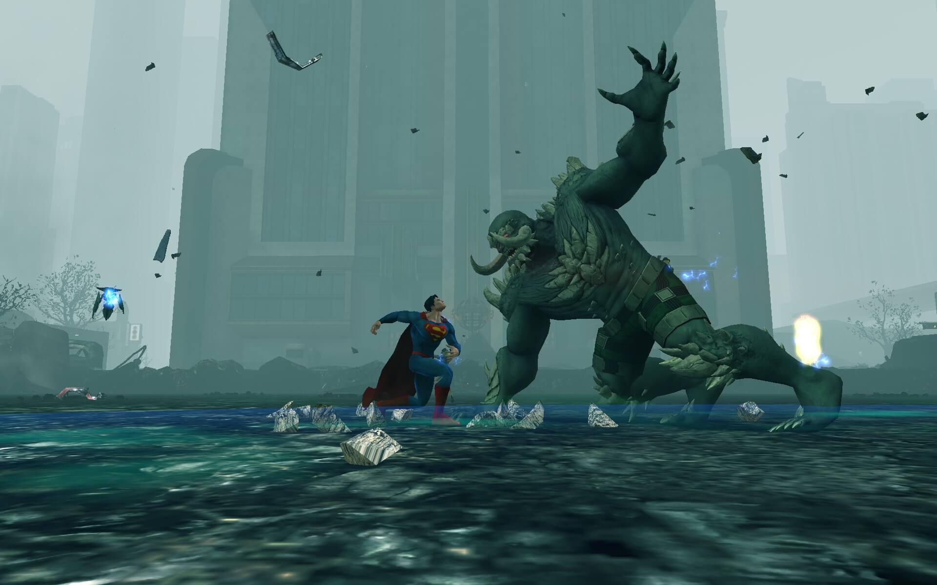 Doomsday Raid Dc Universe Online Wiki Fandom