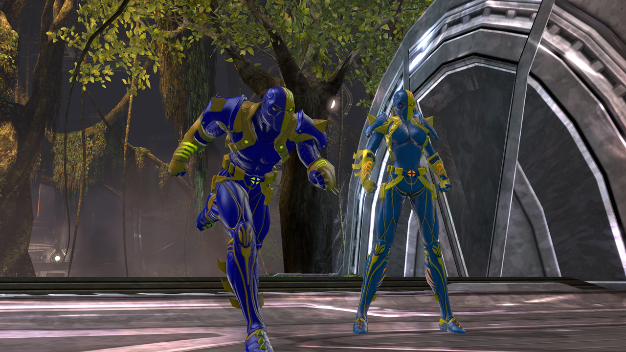 Master Mercenary Dc Universe Online Wiki Fandom Powered By Wikia