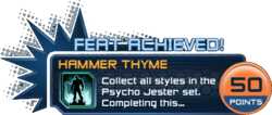 Feat - Hammer Thyme