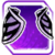 Icon Shoulders 015 Purple