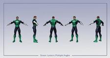 DC ren char GreenLantern multi