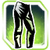 Icon Legs 003 Green