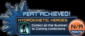 Feat - Hydrokinetic Heroes