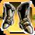 Icon Feet 002 Gold