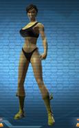 Iconic Flash Female