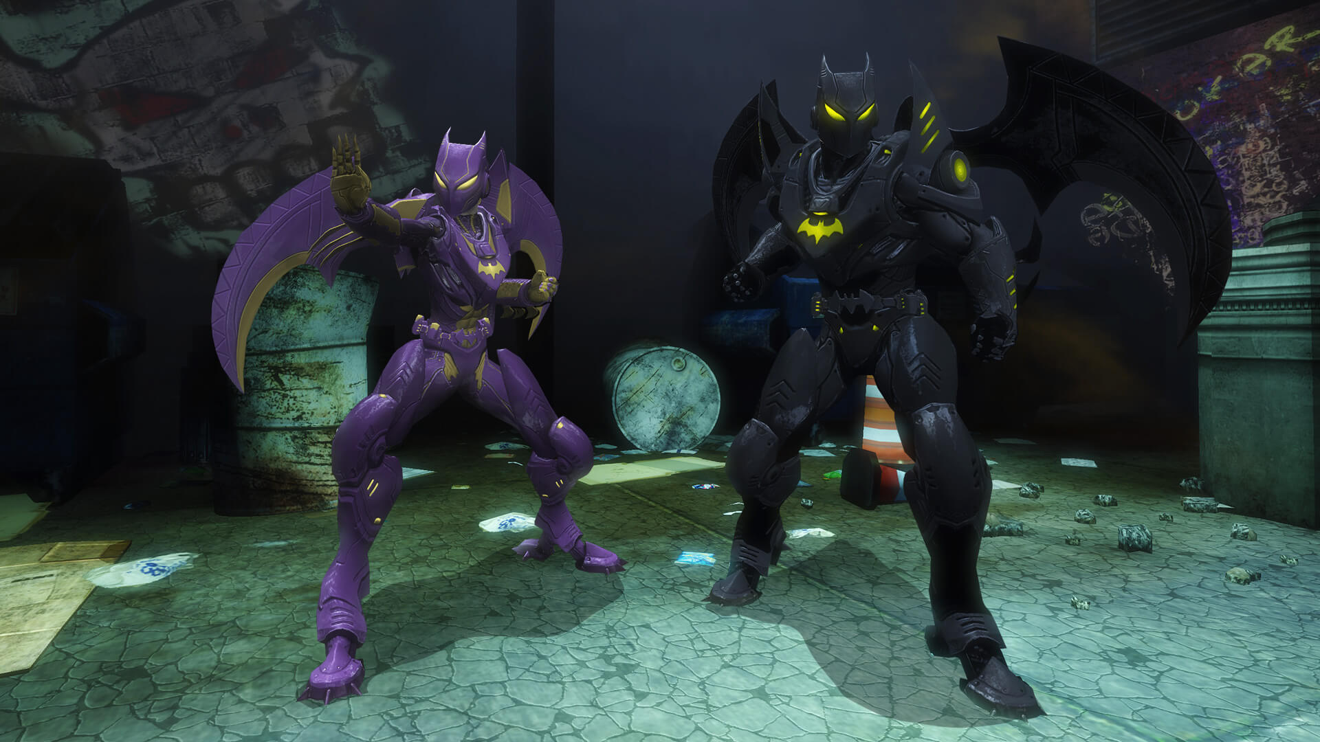 Dark Specter 2018 Batsuit Dc Universe Online Wiki Fandom Powered