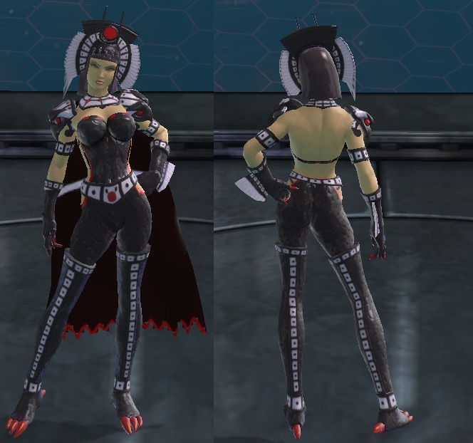 costume style sets dc universe online wiki interior and design ideas