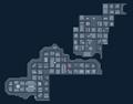 Arkam III - Vicki Vale2 Map.png
