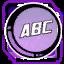 Icon Emblem 005 Purple