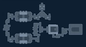 Map - Stryker's Prison