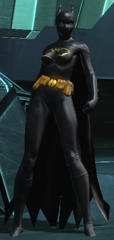 Batgirl Vendor Dc Universe Online Wiki Fandom Powered By Wikia